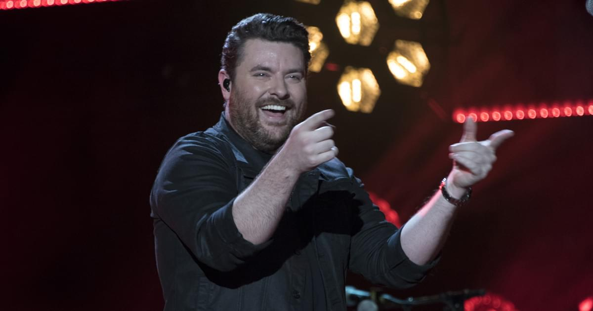 """Chris Young Says He Is Writing as Much as Possible During Quarantine: """"Same Skill Set, But a Different Way of Doing It"""""""