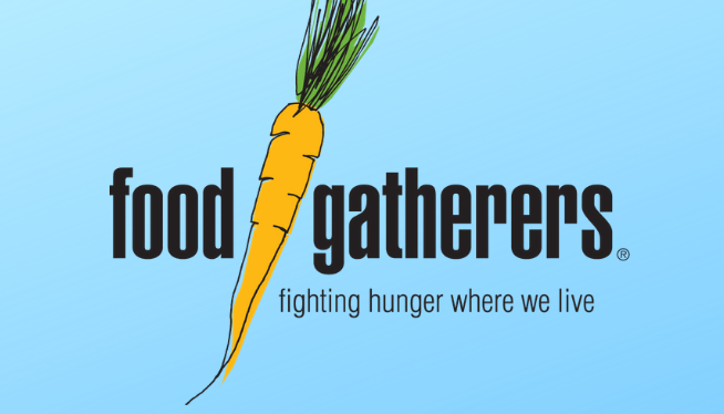 Food Gatherers Are Here To Help