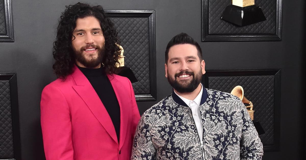 "Dan + Shay Share New Performance Video of ""I Should Probably Go to Bed"" [Watch]"