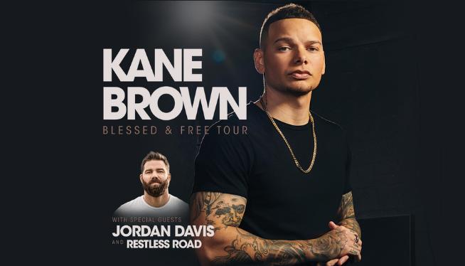 Kane Brown LIVE!