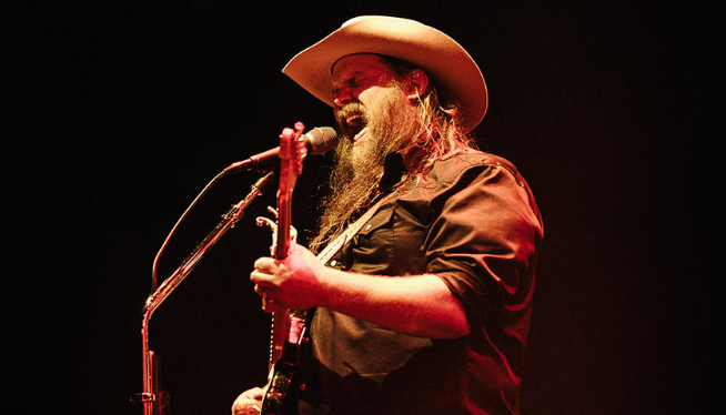 Chris Stapleton at DTE