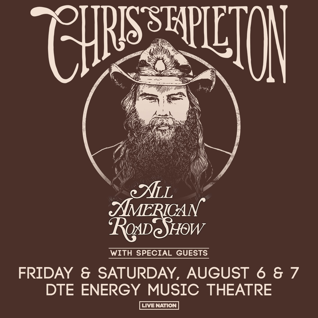 DTE Energy Music Theatre | 7.06.2021 & 7.07.2021