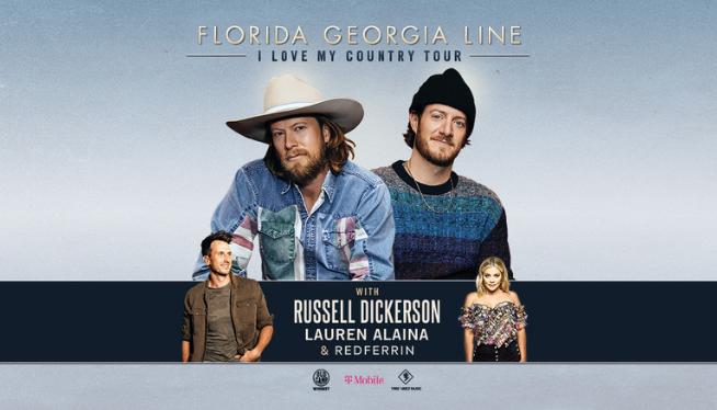Florida Georgia Line at LCA