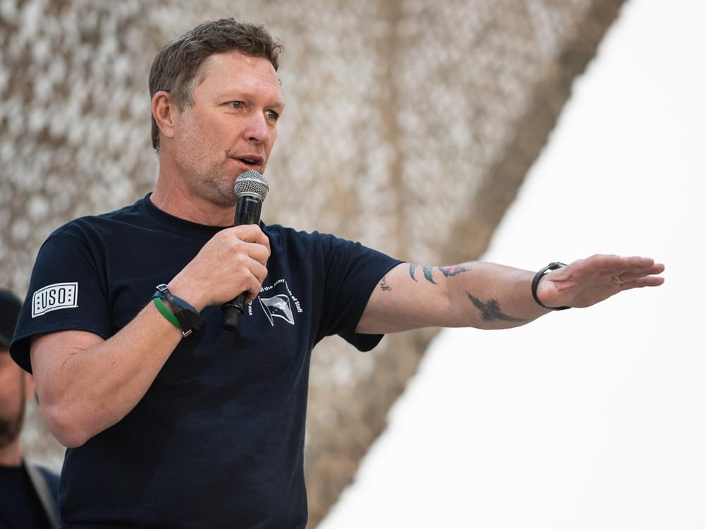 Craig Morgan Completes 11th USO Tour Spanning 5 Countries Over 7 Days