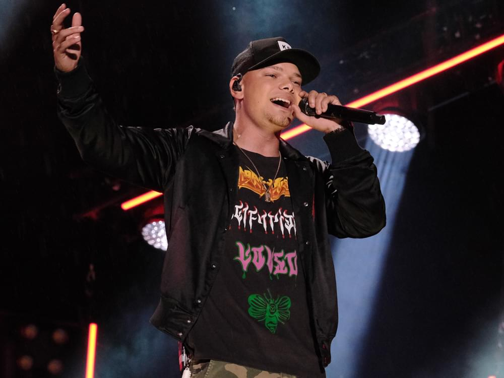 """Kane Brown Scores 5th Consecutive No. 1 Single With """"Homesick"""""""