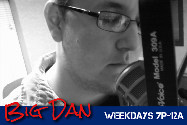 Hang out with Big Dan for some fun and Texas Country's best on the new KD 101.7.