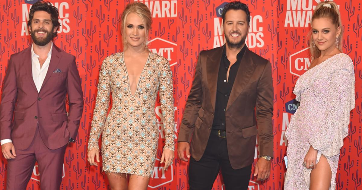Nominations Revealed for 2020 CMT Music Awards on Oct. 21 [Vote Now]