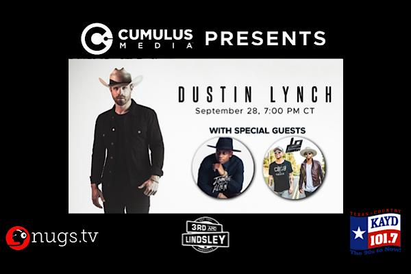 Dustin Lynch!