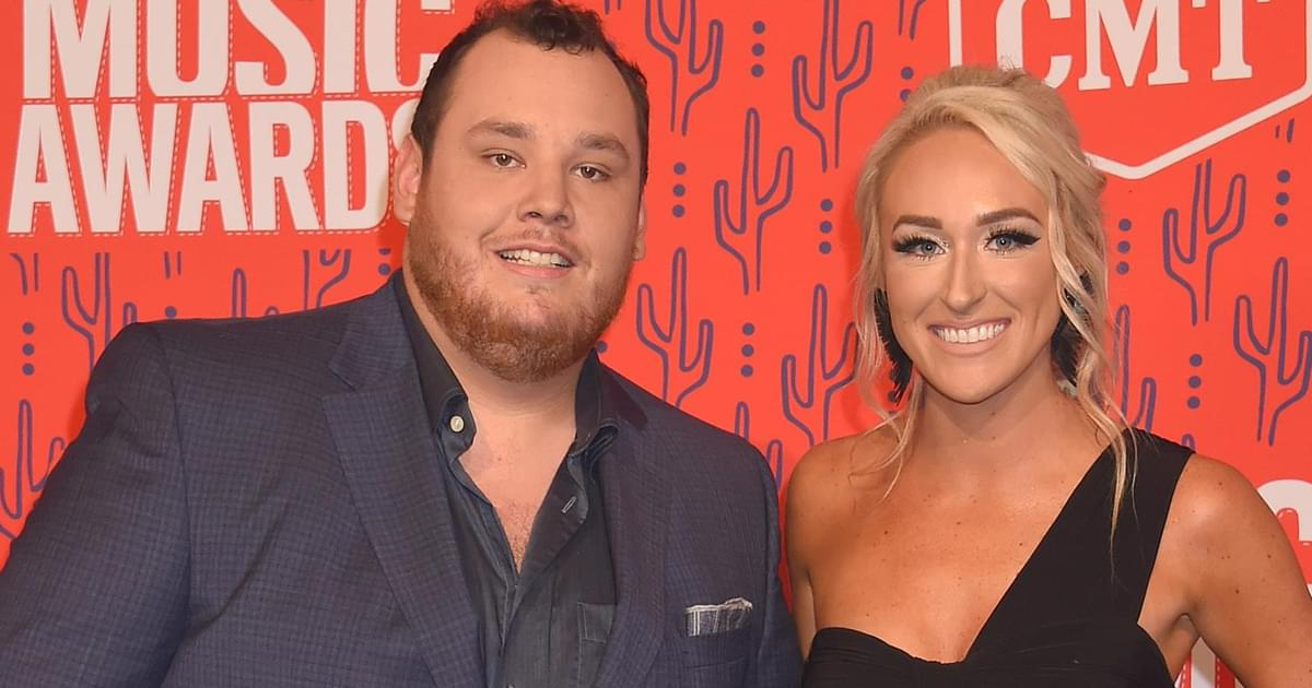 """Luke Combs' New Wife-Inspired Song, """"Forever After All,"""" Debuts at No. 1 on Billboard Hot Country Songs Chart"""