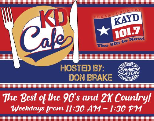 KD Cafe's Crazy Cajun Giveaway!