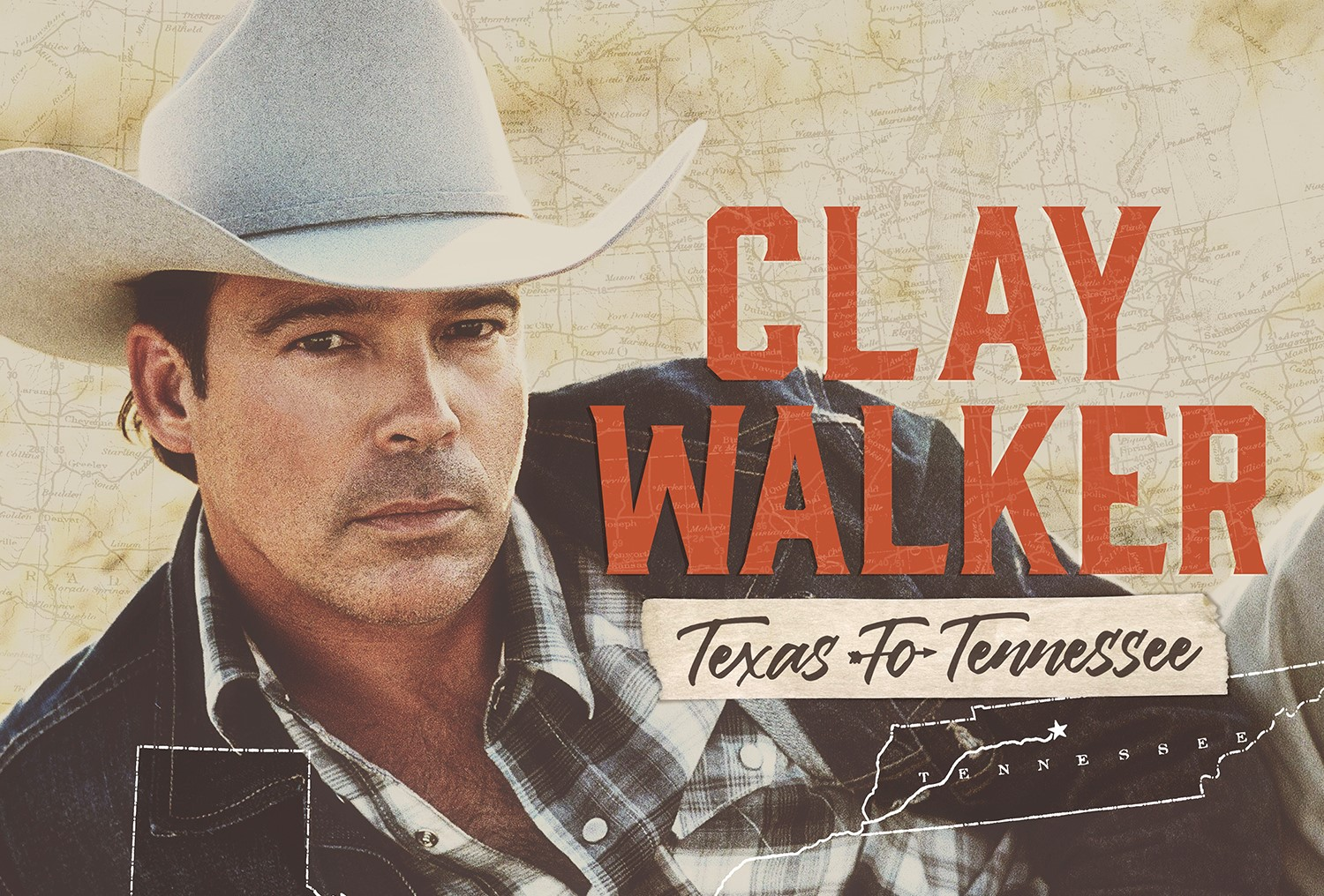 """KAYD Gets """"Rowdy"""" with Clay Walker!"""