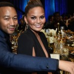 John Legend Shows Off His Sexy Dance Moves in Elf Costume and Wife Chrissy Teigen Isn't Impressed