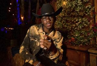 Lil Nas X Becomes the First Openly Gay Man to Win at the CMA Awards
