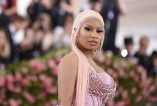 Nicki Minaj Paid Tribute to Juice WRLD While Accepting the Game-Changer Award at Billboard 2019 Women in Music