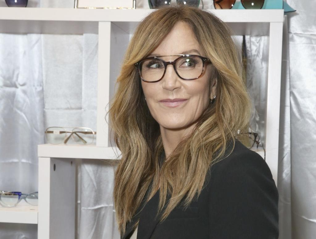 1ST LOOK: Felicity Huffman Photographed in Prison Uniform During Visit With Family