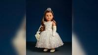 American Girl's holiday doll costs $5,000 and is covered in Swarovski crystals
