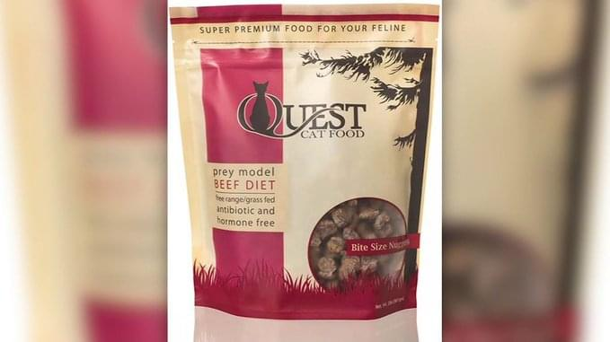 RECALL ALERT: This Cat Food Has Been Recalled – It Won't Hurt Your Cats But Can Hurt Humans!