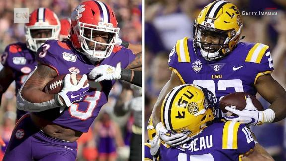 The LSU Tigers have won the 2020 NationalChampionship! 🏈