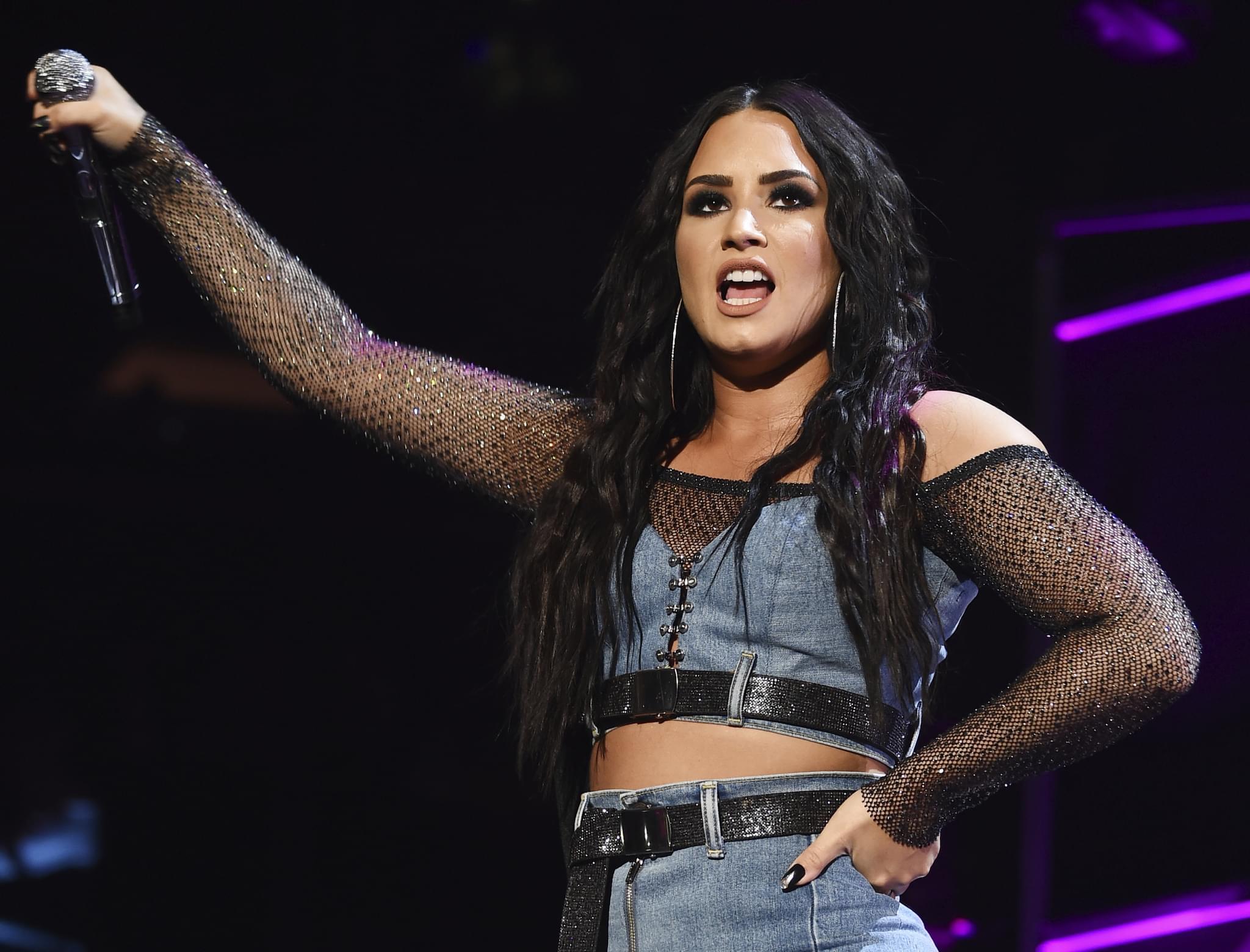 Demi Lovato Set to Sing the National Anthem – Super Bowl LIV