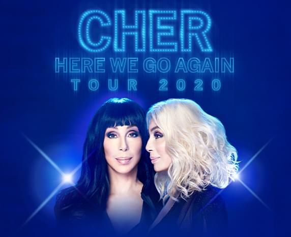 Win Tickets To See Cher At The Century Link Center!
