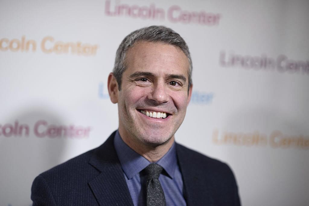 UPDATE: Andy Cohen Being Diagnosed with COVID-19