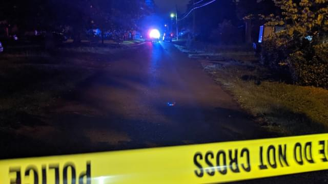 A 10-month-old is in the hospital after an overnight shooting in Shreveport.