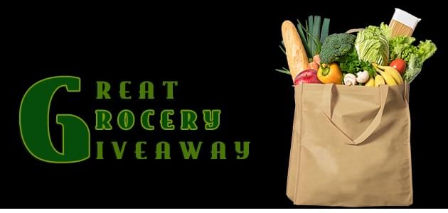 The Q97.3 Great Grocery Giveaway