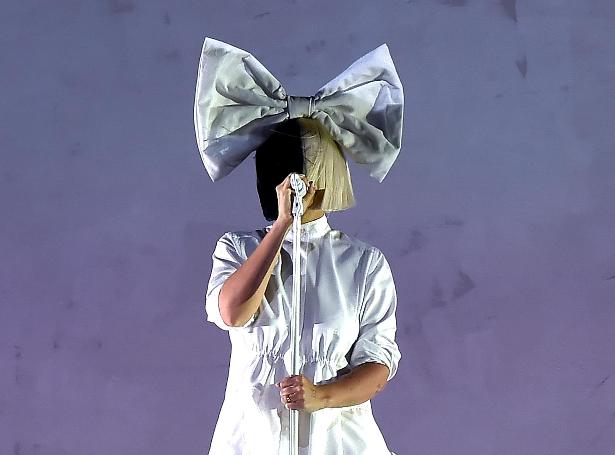 SIA Just Became a Grandmother!