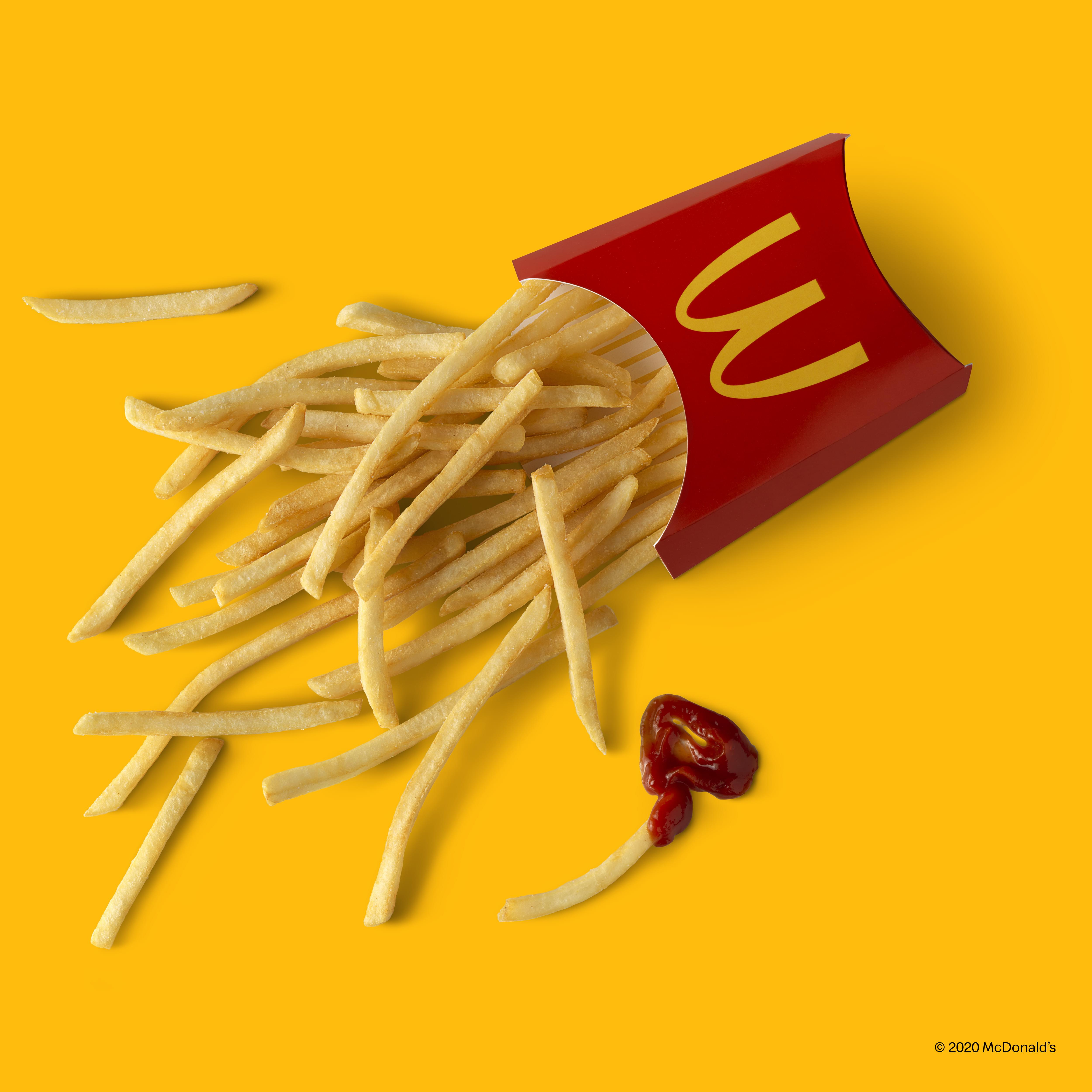 Today Is National French Fry Day – Here's How You Can Get Free French Fries!