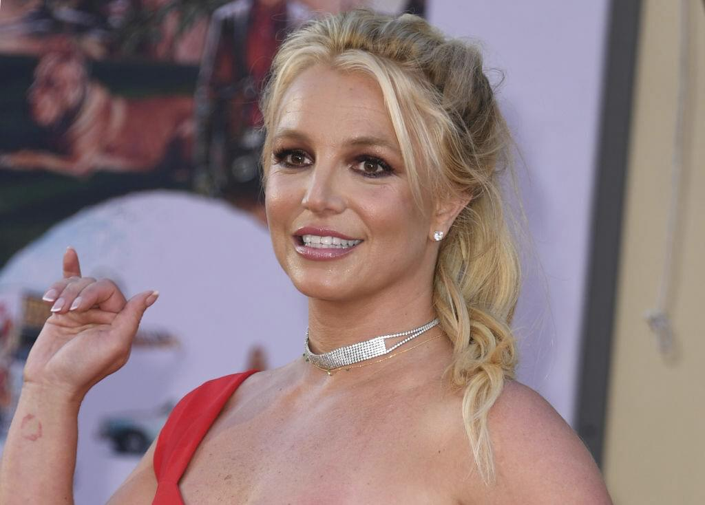 "LOOK: Britney Spears got ""carried away"" with head-to-toe Henna tattoos!"