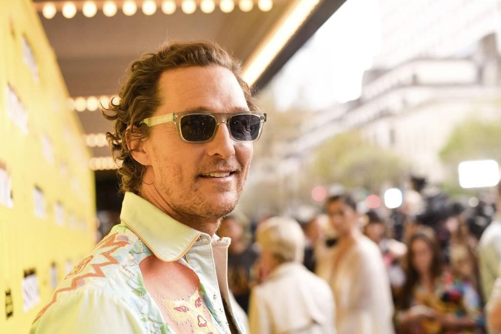 Matthew McConaughey to Release First Memoir 'Greenlights'