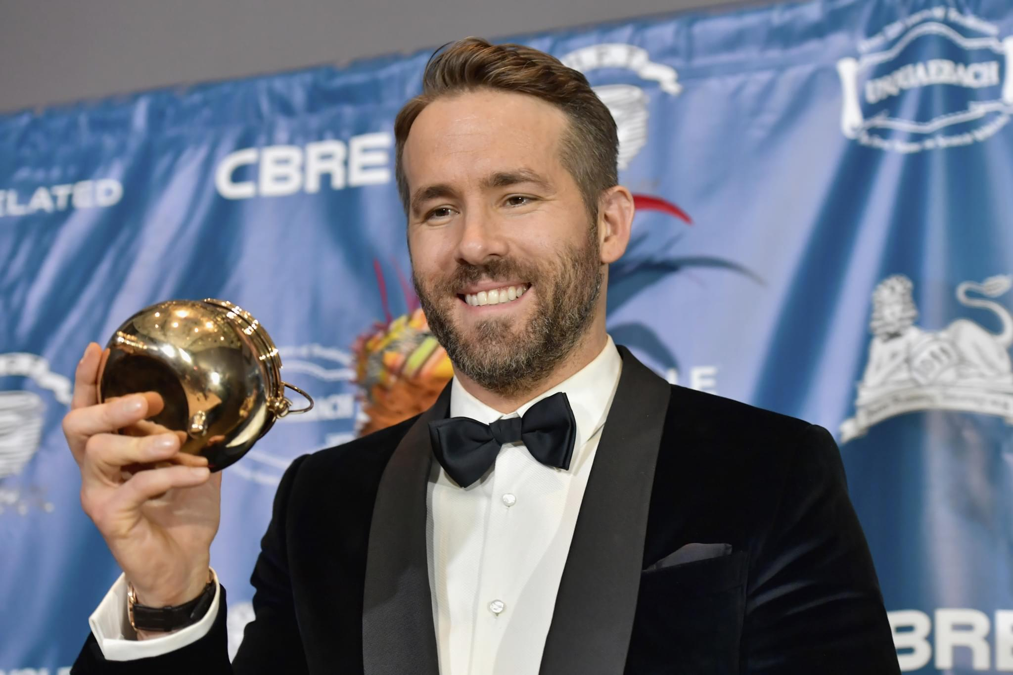 RYAN REYNOLDS is Launching a New Program to Ensure Diversity on his Movies