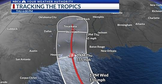 Here's What We Know About Hurricane Laura