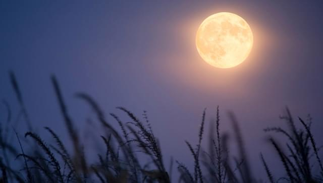 A full moon with a special name given only once every three years will rise this week, according to the Farmer's Almanac.