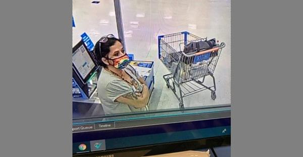 Do you know this woman? She was caught on camera stealing items from Walmart and Shreveport police need your help identifying her.