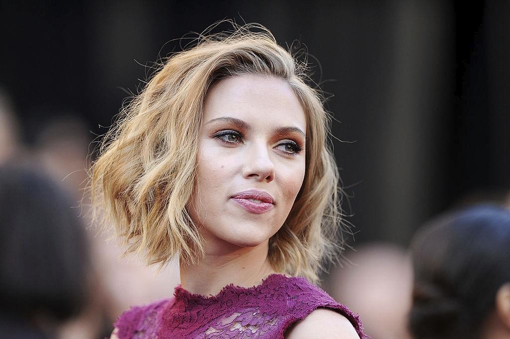 Scarlett Johansson Is Your New Bride of Frankenstein
