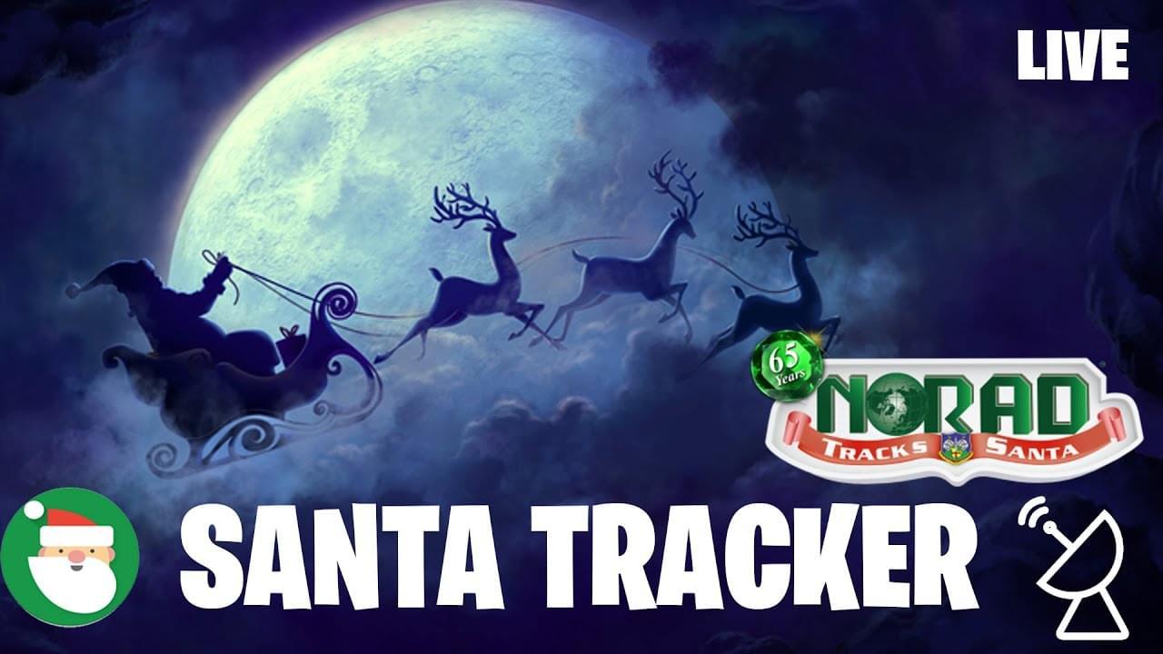 Track Santa With the Norad Santa Tracker!