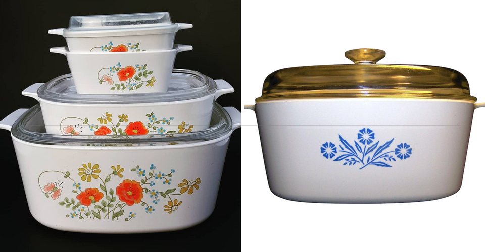 Your Old CorningWare Could Be Worth $10,000!