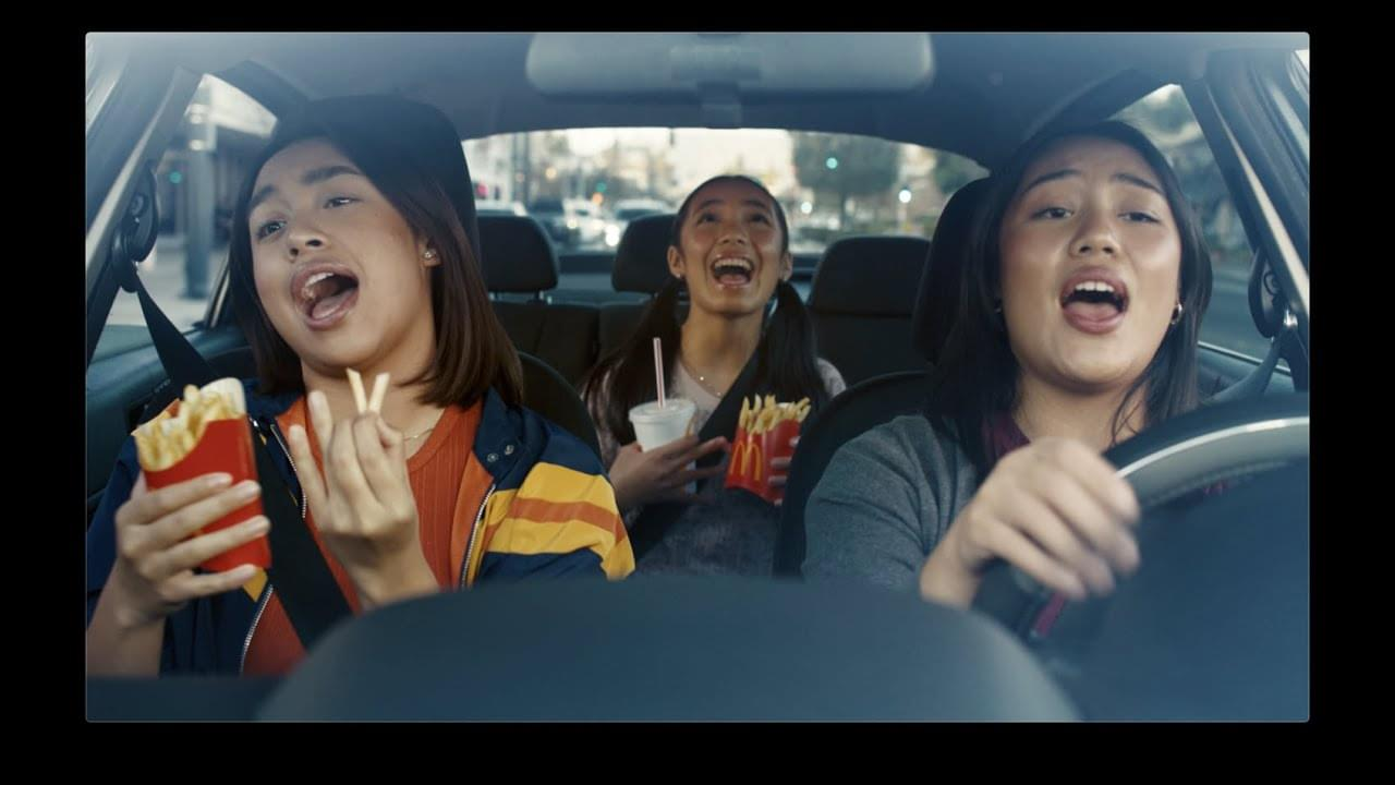 Can You Name All The Songs In This McDonald's Ad???