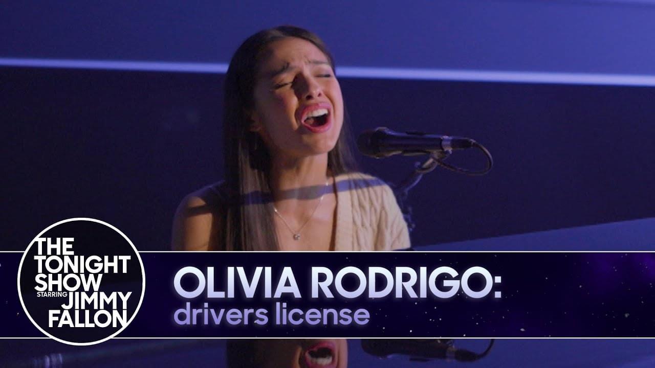 WATCH: Olivia Rodrigo 'drivers license' LIVE Performance