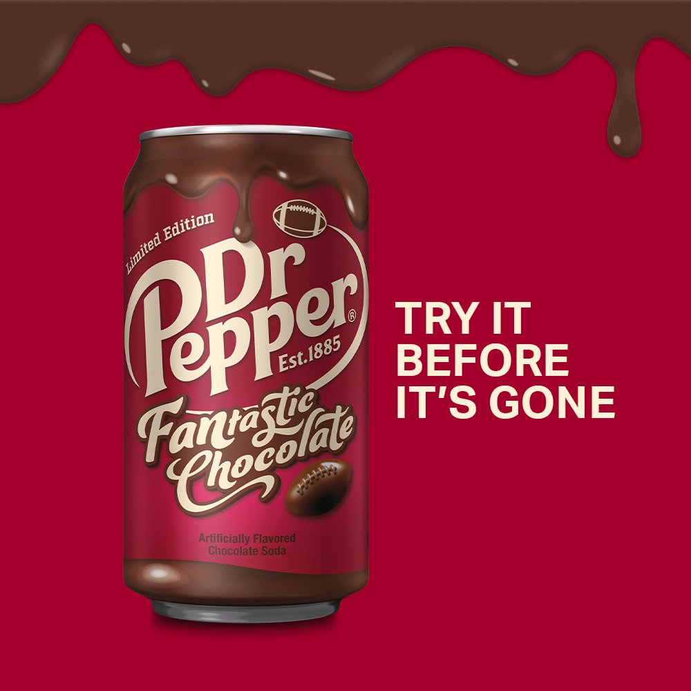 Chocolate-Flavored Dr. Pepper Has Arrived, but You Can't Buy It