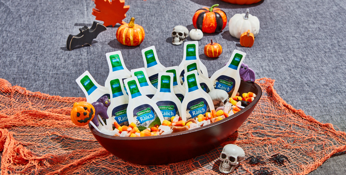 Hidden Valley Is Selling Treat-Sized Ranch Packets for Halloween
