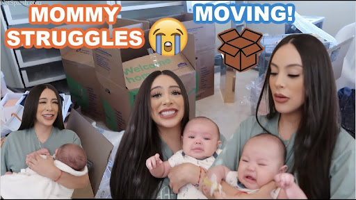 WATCH: If You've Ever Moved With A Baby — You're Gonna Feel This!