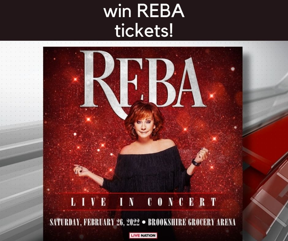 Win Tickets To See REBA At The Brookshire Grocery Arena in February!
