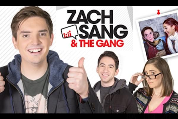 Zach Sang Show · Weekdays 7p-11p