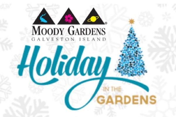 Moody Gardens · Holiday Fun