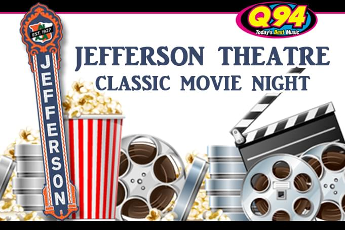 Classic Movie Nights · Fridays