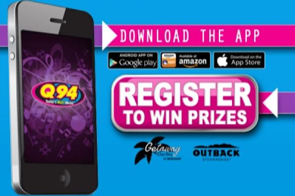 Download The App · Free Prizes