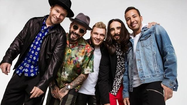 Backstreet Boys · 10/2/20 · Woodlands