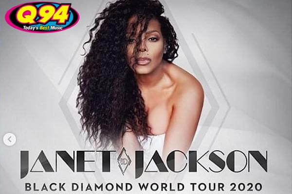 Tickets To See Janet Jackson!